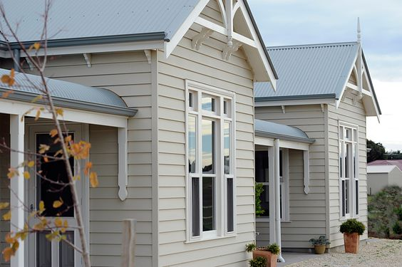 why weatherboards grandview homes